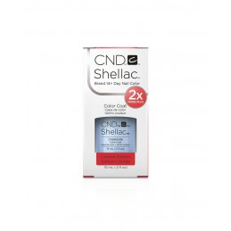 Shellac nail polish - CREEKSIDE CND - 1