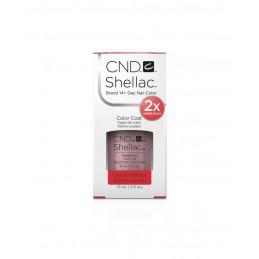 Shellac nail polish - FIELD FOX CND - 1
