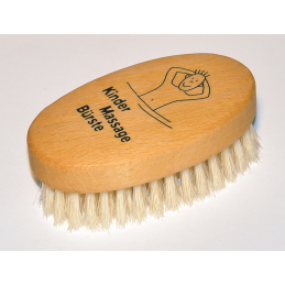 Children massage brush