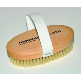 Body massage brush