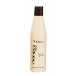 Shampo Light Blond- Dyeing...