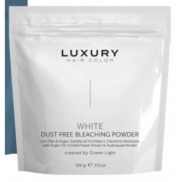 Luxury white dust free...