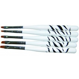 Brush set, 5pc.