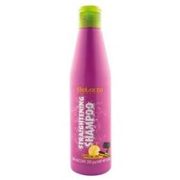 Straightening shampoo