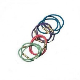 Hair ties bag of 12