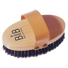 Body massage brush with...